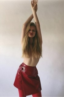 Yisenia, kåte jenter i Alta - 10192